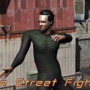 Switch用ソフト『Urban Street Fighting』が海外向けとして2021年2月6日に配信決定!