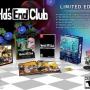 『ワールズエンドクラブ』のSwitch向けパッケージ限定版が海外向けとして発売決定!