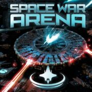 Switch用ソフト『Space War Arena』が国内向けとして2021年3月25日から配信開始!