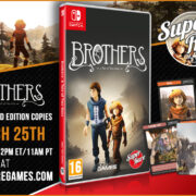 『Brothers: A Tale of Two Sons』のSwitch向けパッケージ版がSuper Rare Gamesから海外発売決定!