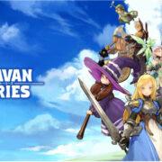 Switch版『CARAVAN STORIES (キャラバンストーリーズ)』のリリース日が2021年3月18日に決定!