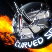 PS4&PS5&Xbox One&Xbox Series&Switch&PC用ソフト『Curved Space』の海外発売日が2021年6月18日に決定!
