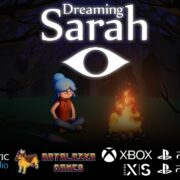 PS4&PS5&Xbox One&Xbox Series&Switch版『Dreaming Sarah』が海外向けとして2021年3月5日に配信決定!