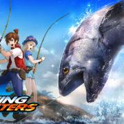 Switch用ソフト『フィッシング ファイターズ』が2021年3月25日に発売決定!