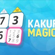 Switch用ソフト『Kakuro Magic』が国内向けとして2021年4月16日に配信決定!