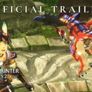 Switch用ソフト『モンスターハンターストリーズ2 ~破滅の翼~』の発売日が2021年7月9日に決定!