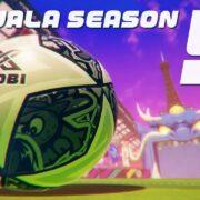 Switch用ソフト『Ninjala (ニンジャラ)』のシーズン5 トレーラーが公開!