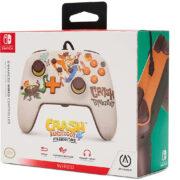 PowerAから『クラッシュ・バンディクー4 とんでもマルチバース』デザインの『Nintendo Switch 有線コントローラー』が海外向けとして発売決定!