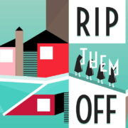 Switch版『Rip Them Off』が国内向けとして2021年3月25日に配信開始!