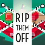 Xbox One&Switch版『Rip Them Off』が海外向けとして2021年3月25日に配信決定!