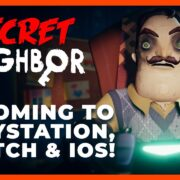 Switch&PS4&iOS版『Secret Neighbor: Hello Neighbor Multiplayer』が海外向けとして2021年に発売決定!