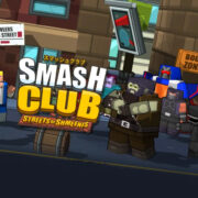 Switch版『Smash Club: Streets of Shmeenis』が海外向けとして2021年3月11日に配信決定!