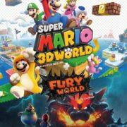 【表紙更新】KADOKAWAから『スーパーマリオ3Dワールド+フューリーワールド パーフェクトガイド』が2021年4月21日に発売決定!