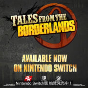 Switch版『Tales from the Borderlands』のローンチトレーラーが公開!