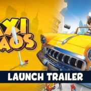 PS4&Switch版『Taxi Chaos』が日本でも近日配信されることが発表!