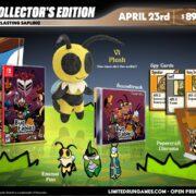 PS4&Switch版『Bug Fables ~ムシたちとえいえんの若木~』のパッケージ版が海外向けとしてLimited Run Gamesから発売決定!