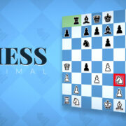 Switch用ソフト『Chess Minimal』が国内向けとして2021年4月23日に配信決定!