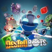 Switch用ソフト『Destrobots : デストロボット』が2021年5月13日に配信決定!