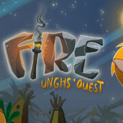 Switch用ソフト『Fire: Ungh's Quest』が2021年5月13日に配信決定!