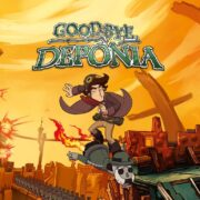 Switch用ソフト『Goodbye Deponia』が2021年4月8日から配信開始!