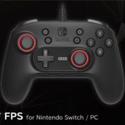 『ホリパッド FPS for Nintendo Switch / PC』が2021年夏に発売決定!