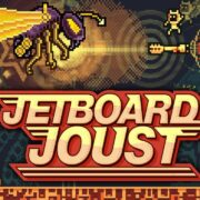 Switch版『Jetboard Joust』が国内向けとして2021年5月18日に配信決定!