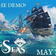 PS4&Xbox One&Switch&PC用ソフト『King of Seas』の海外発売日が2021年5月25日に決定!