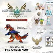 『Monster Hunter Stories 2 Collector's Edition』が北米向けとして発売決定!