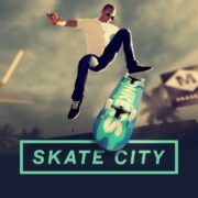 PS4&Xbox One&Switch&PC版『Skate City』の海外発売日が2021年5月6日に決定!