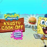 Switch版『Spongebob: Krusty Cook-Off』が海外向けとして2021年4月29日から配信開始!