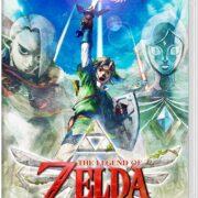 Switch用ソフト『Miitopia』と『マリオゴルフ スーパーラッシュ』と『ゼルダの伝説 スカイウォードソード HD』の特典情報!