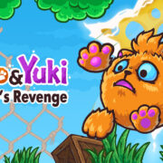 Switch版『Yoko & Yuki: Dr. Rat's Revenge』が国内向けとして2021年4月22日から配信開始!