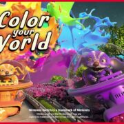 Switch用ソフト『Color Your World』が海外向けとして2021年5月20日に配信決定!