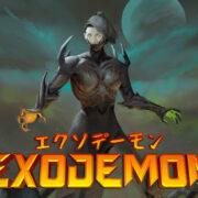 Switch用ソフト『EXODEMON (エクソデーモン)』が2021年5月13日に配信決定!