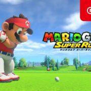 Switch用ソフト『マリオゴルフ スーパーラッシュ』の紹介映像が公開!