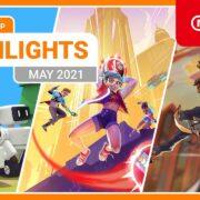 【欧州】『Nintendo eShopハイライト 2021年5月号』がNintendo of Europeから公開!