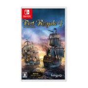 【動画更新】PS5&PS4&Switch&PC版『Port Royale 4』が国内向けとして2021年9月2日に発売決定!