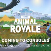 PS4&PS5&Xbox One&Xbox Series&Switch&PC,Stadia用ソフト『Super Animal Royale』が海外向けとして2021年に発売決定!
