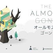 Switch版『The Almost Gone』が2021年5月27日に発売決定!