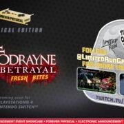 コンソール&PC用ソフト『BloodRayne Betrayal: Fresh Bites』が海外向けとして発売決定!