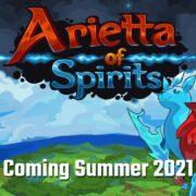 PS4&Xbox One&Switch&PC用ソフト『Arietta of Spirits』が海外向けとして2021年夏に配信決定!