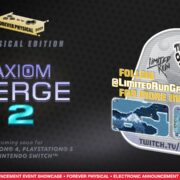 PS4&PS5&Switch版『Axiom Verge 2』のパッケージ版が海外向けとして発売決定!