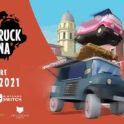 Switch&PC用ソフト『Foodtruck Arena』が海外向けとして2021年7月2日に配信決定!