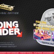 PS4&Switch版『Going Under』のパッケージ版が海外向けとして発売決定!