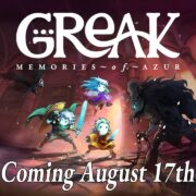 PS5&Xbox Series&Switch&PC用ソフト『Greak: Memories of Azur』の海外発売日が2021年8月17日に決定!