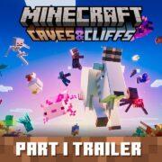 『Minecraft』の大型アップデート「Caves & Cliffs (洞窟と崖)」の第1弾が6月9日より配信開始!