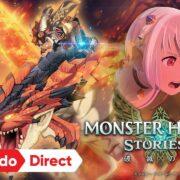 Switch用ソフト『モンスターハンターストーリーズ2 ~破滅の翼~』のNintendo Direct E3 2021 紹介映像が公開!