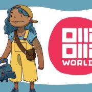 PS4&PS5&Xbox One&Xbox Series&Switch&PC用ソフト『OlliOlli World』のE3 2021 Trailerが公開!