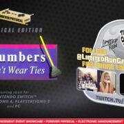 PS4&PS5&Switch&PC用ソフト『Plumbers Don't Wear Ties』のパッケージ版が海外向けとして発売決定!
