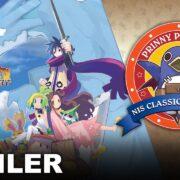 Switch版『Prinny Presents NIS Classics Vol. 1』の「Phantom Brave Spotlight」が公開!